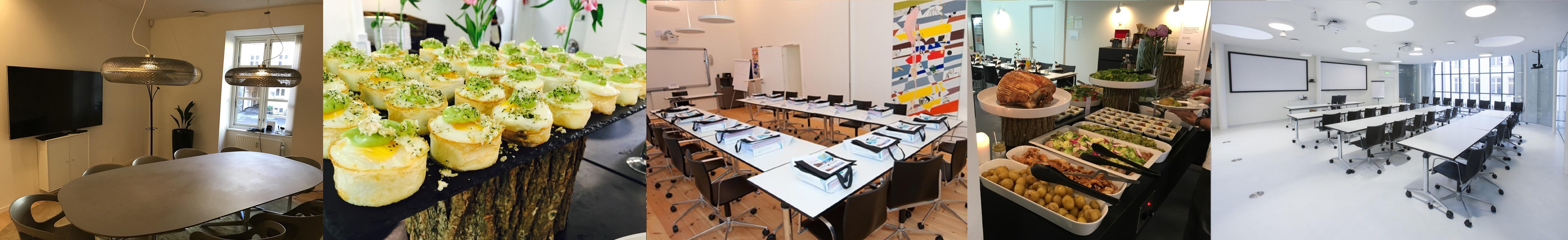 Vi holder kurser hos Danske Advokater, i Danmarks bedste kursuslokaler og en overdådig buffet.